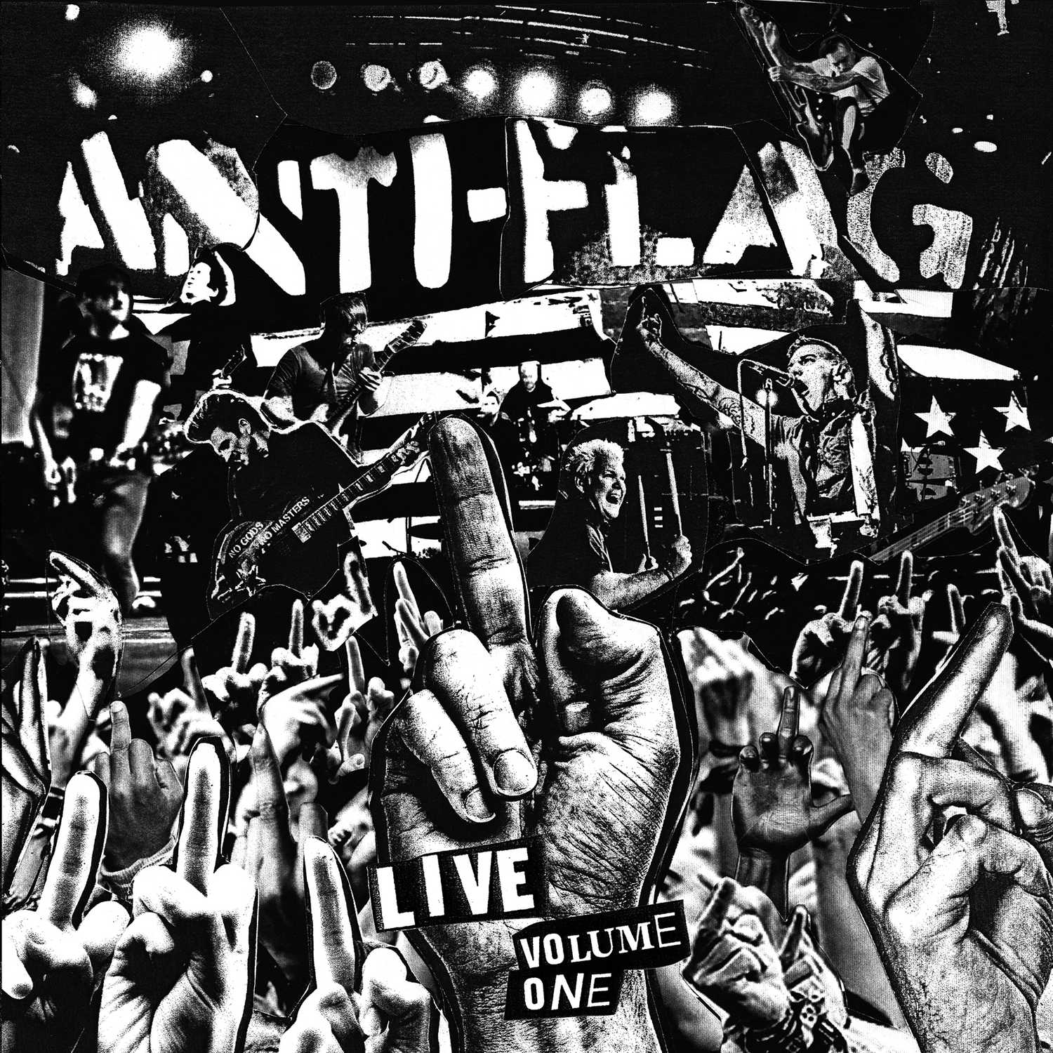 Live Volume 1 - Anti-Flag
