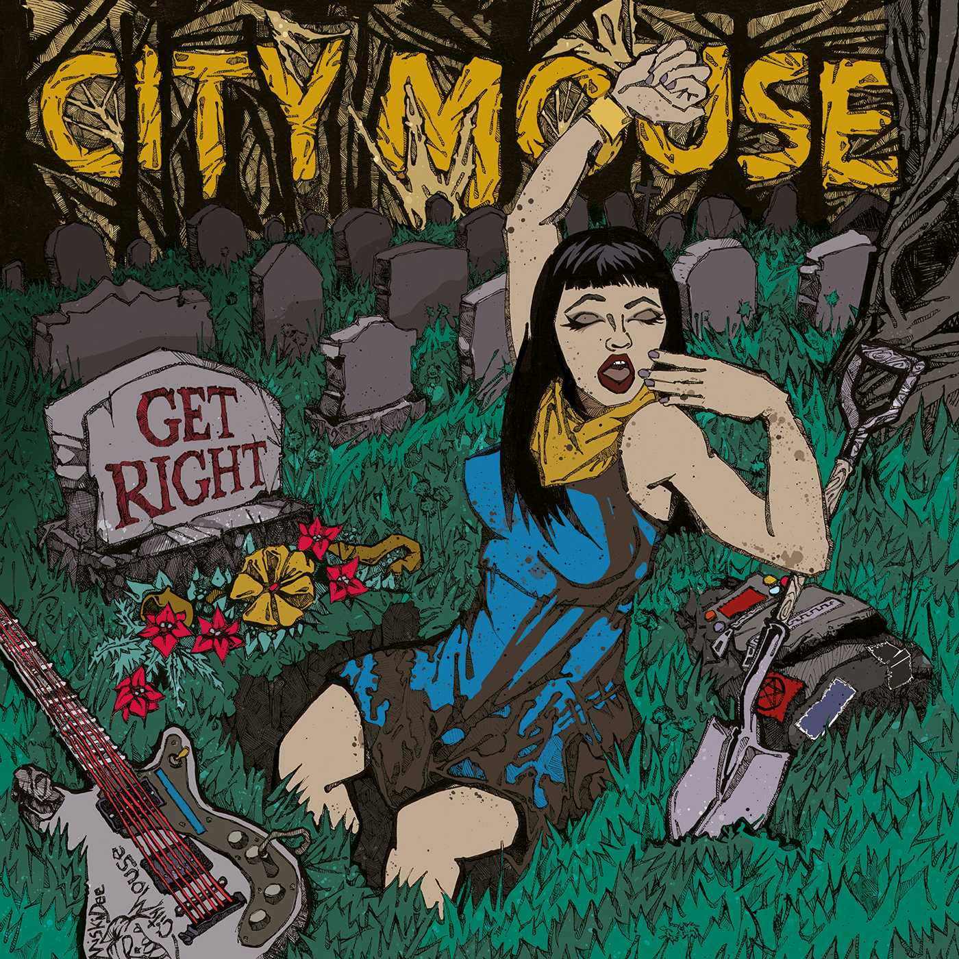 Get Right - City Mouse